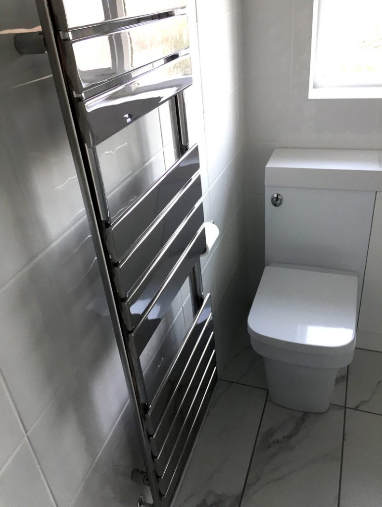 Bathroom Installation in Sheffield