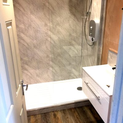 En Suite Bathroom Installation In Rotherham