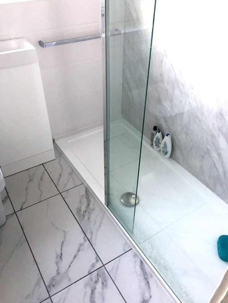 Walk in Shower Installation in Sheffield