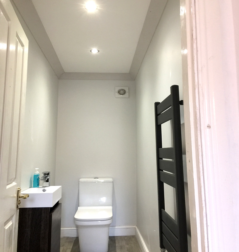 WC - Toilet installation in Barnsley